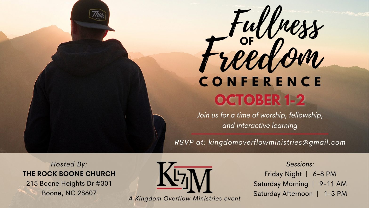 Fullness of Freedom Conference
